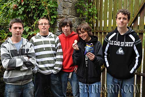 'Battle of the Bands' at Fethard Walled Town Medieval Festival