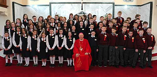 Confirmation Group in Fethard