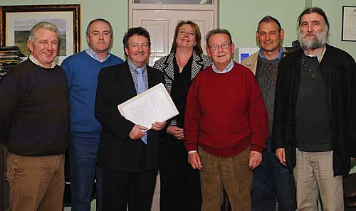 Convent Hall Contract Signed