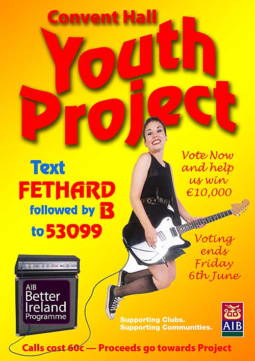Youth Project Fundraiser