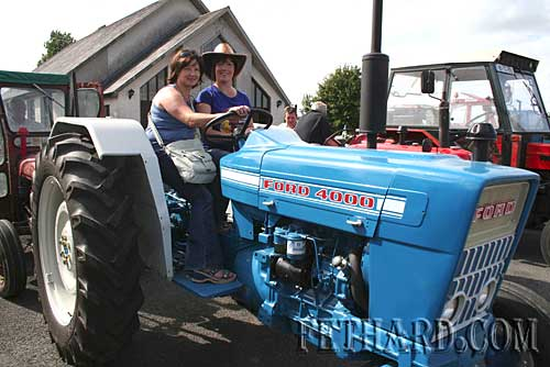 Coolmoyne Vintage Car and Tractor Run