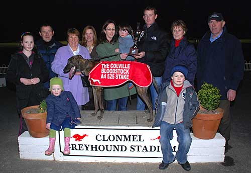 Bebefit Night at Clonmel Dog Track