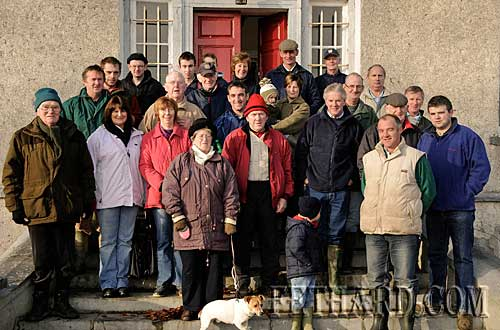 Ballyluskey White Heather Harries Meet at Fethard