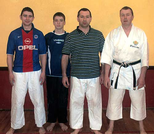 Cloneen Karate Club