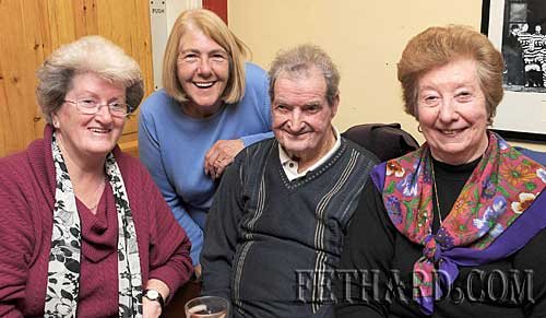 Taking part in the Fethard Day Care Centre Table Quiz were L to R: Mary Fitzgerald, Thelma Griffith, Jimmy Roche and Mary Danaher.