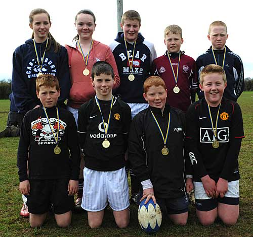 david cooke rugby. Ballingarry Tag Rugby