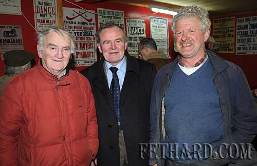 Photographed at the Tipperariana Book Fair in Fethard are L to R: Jimmy O