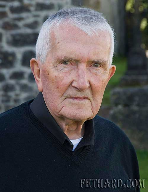 Fr. John Meagher OSA who will celebrate 70 years of priesthood at 11.30am Mass on Sunday next