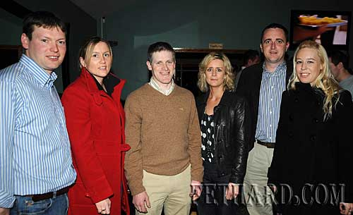 hotographed at the Fethard GAA Medal Presentation Function at Slievenamon Golf Club are L to R: Michael Quinlan, Caroline Quinlan, Willie Morrissey, Maura Morrissey, Gerry Aherne and Lesley Swift.