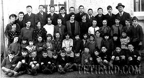 Killusty National School 1930.