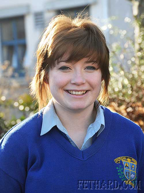 Laura Rice who qualified for the next round of Tipp FM 'Premier Star' competition.