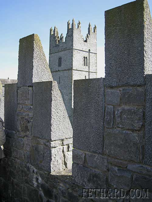 Fethard Mural Tower view
