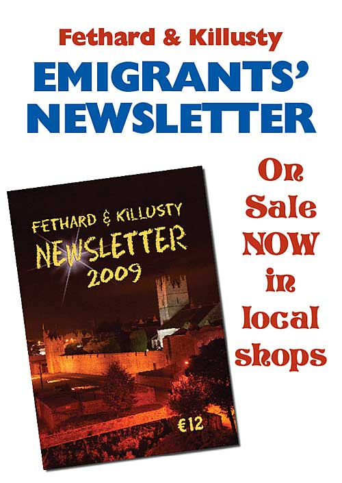Emigrants Newsletter on Sale