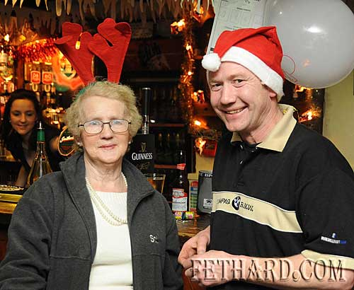 Christmas Party Night at the Castle Inn