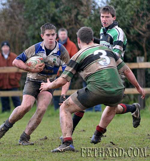 under-16 rugby match against Clonmel played in Fethard