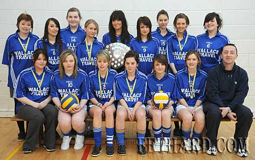 Volleyball All-Ireland Champions