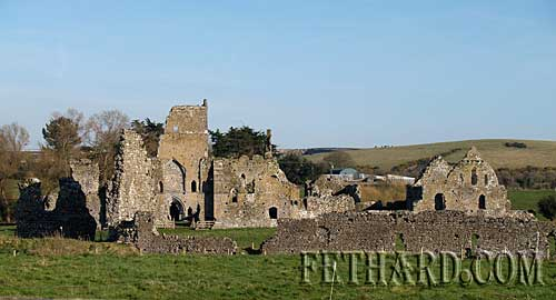 Athassel Abbey near Golden where Fethard Historical Society are planning a trip on Sunday 20th June