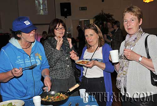hotographed at Nano Nagle's 'A Taste of the Orient' held at Fethard Youth Centre as part of their Challenge to Change project are L to R: Marianne Butler, Mary Hanrahan, Rita Kenny and Maureen Maher