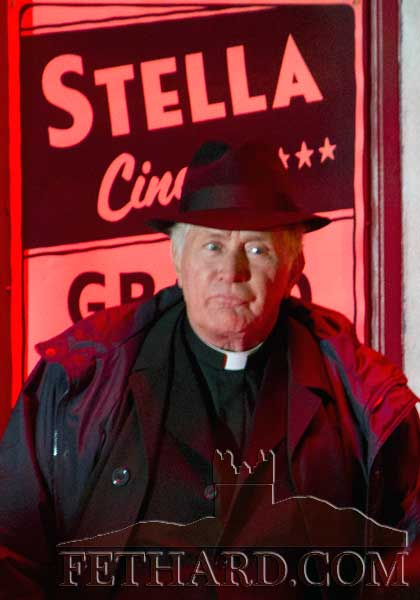Martin Sheehan photographed at the 'Grand Opening' of the 'Stella Cinema' in Fethard last Friday.