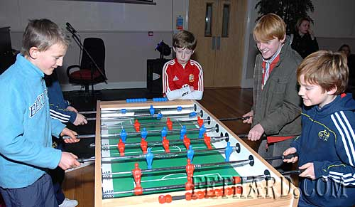Rugby Club Party at Fethard Youth Centre