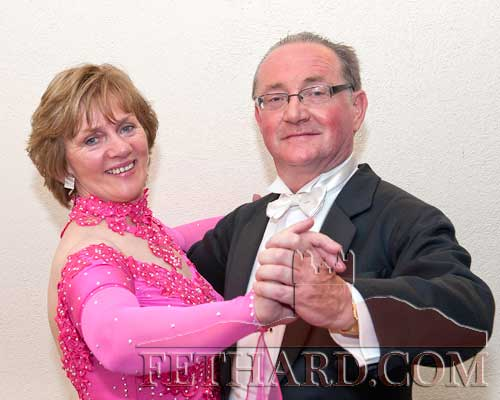 Gertie Corcoran and Mick McGuane at Fethard Ballroom
