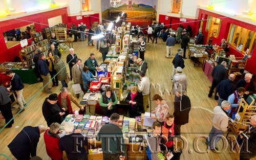 Book Fair in Fethard