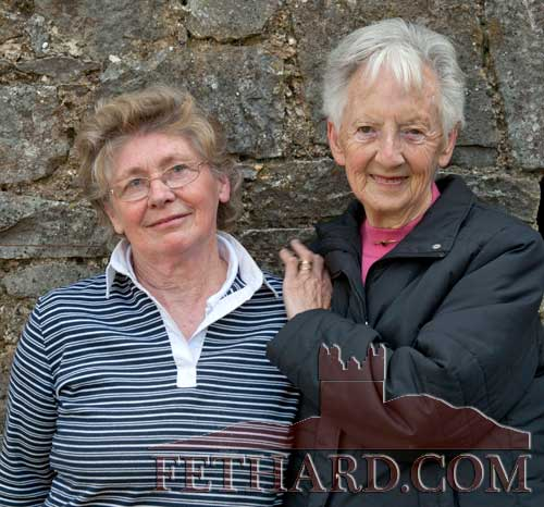Photographed at the Spring Fayre at Clonacody House are L to R: Ann Skehan and Bridget Hayes