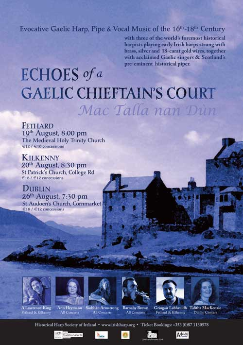 Echoes of a Gaelic Chieftain's Court