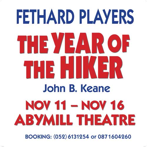 Hiker for Fethard