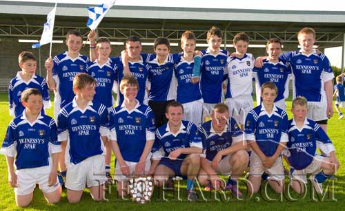 Fethard were crowned County Champions for the second year in a row when they won a thrilling U16B County Final on Sunday, July 3, against Toomevara (score 2-17 to 3-8). Photo - Kieran Butler