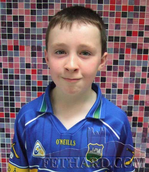 Thomas Morgan from Grangebeg who took part in the County Finals of the Community Games Swimming last weekend