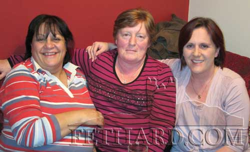 Photographed at the Table Quiz in aid of the Irish Wheelchair Association in Gaules Bar Fethard are L to R: Vera Doherty, Bernie Browne and Breda Browne.