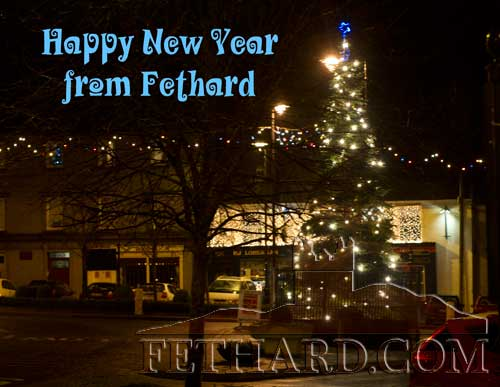 HAppy New Year from Fethard, Co. Tipperary, Ireland