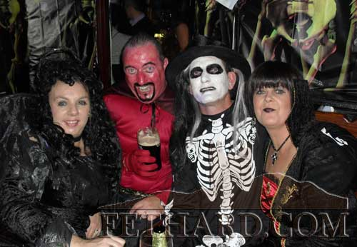 Halloween at Lonergan's Bar Fethard