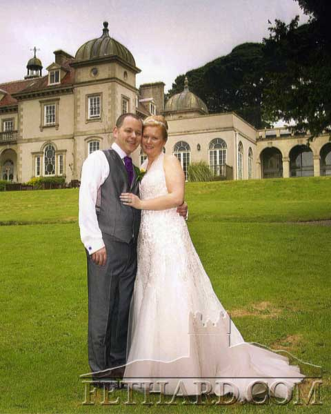 Married in June 2012, in Cornwall, England, were Clare Burke, youngest daughter of John and Sue Burke, Redcity, Fethard, and David Astle, Cornwall.
