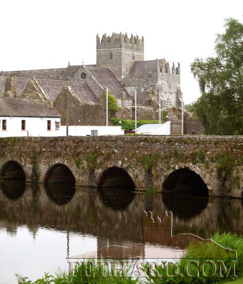 Holy Cross Abbey where Fethard Historical Society will visit on their summer outing on Sunday June 10