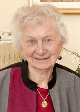 Sr. Monica Kevin OSU, aged 92, who went to school in Fethard Presentation Convent from infants to Third Year Intermediate and is now based in Fordham University, New York
