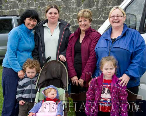 Local spectators enjoying Irelands Strongest Man Qualifier in Fethard