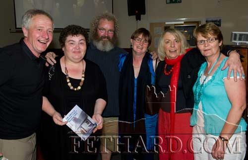 Barrack Street group Andy O'Riordan, Mary Kane, Eamon Keane, Noreen Harrington, Lylia Walsh and Margaret Walsh