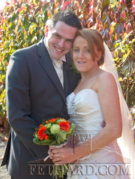 Married in the Church of the Sacred Heart, Killusty, on Saturday, September 22, were Eleanor Roche, Woodvale Walk, Fethard, and Declan Kenny, Castlehiggins, Fethard. The happy couple celebrated with family and friends at their reception held in the Clonmel Park Hotel.