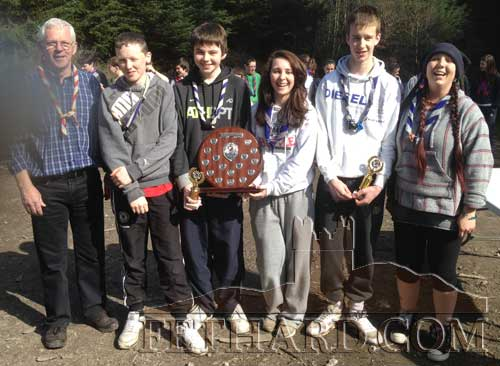 Congratulations to Fethard Scouting's winning team at the County Orienteering Competition which took place on Sunday, March 25, at Tower Hill, Portlaw, Co Waterford. Team winners were Willie O'Meara and Megan Bailey, with Eoin O'Donovan taking 1st place in U16, and Cormac Horan taking 2nd place. Leaders were Rachel Hanlon and Bobby Phelan.