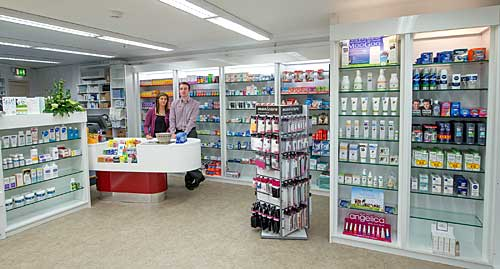 Daltons Pharmacy is now open for business at Teach an Chúinne, Barrack St, Fethard.