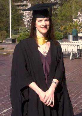 Congratulations to Yvonne Kana who recently graduated with a masters in Advanced Practice Ophthalmology Nursing from all the Purcell family in Burke Street, Fethard.