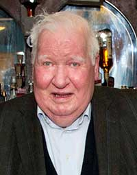 The death has occurred on Tuesday, October 22, 2013, of Mr Joe Ahearne, Fethard Arms, Main Street, Fethard.