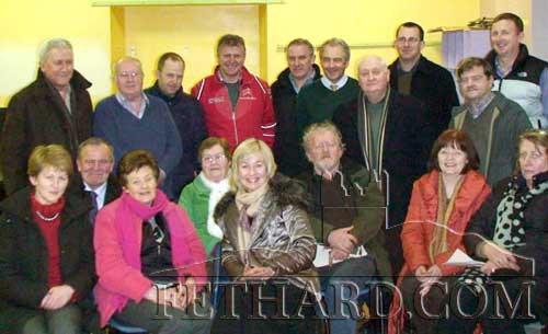 Fethard Festival fundraising and steering group who are currently preparing plans for this year's Fethard Gathering Festival which will take place from Friday, June 21, to Sunday, June 23.