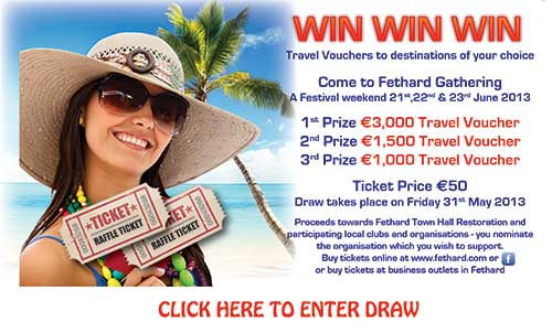 Enter Fethard Gathering Draw