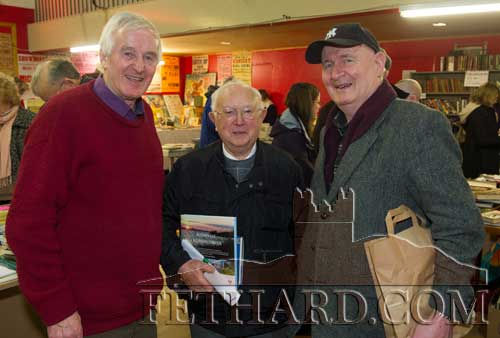 L to R: Dr. Willie Nolan, Liam O Duibhir and Sean Whelan (Clare)