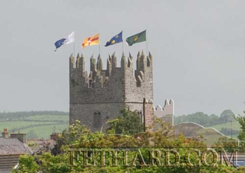 The build up to the 2014 Medieval Festival, taking place from Friday, June 20, to Sunday, June 22, continues. Training and educational workshops for children of the area are now taking place for both secondary school and primary schools of the immediate area.