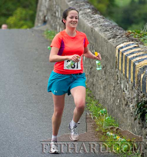 Maeve Moclair (Ballinlough) at Knocklofty Bridge