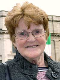 The death has occurred, peacefully, of Kathleen Barry, Tullamaine, Fethard, on Tuesday, February 18, 2014.